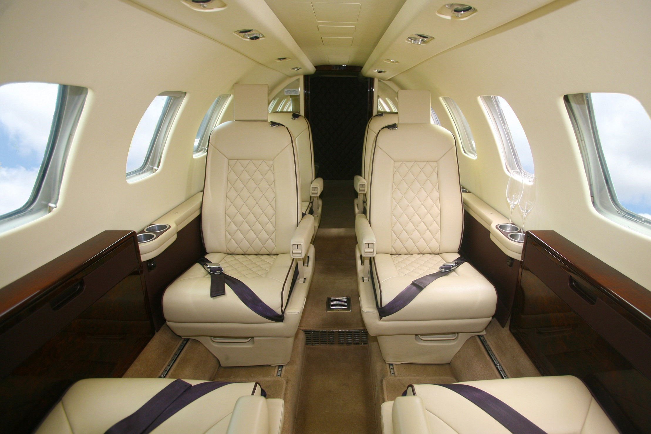 Aircraft Interior Design And Refurbishment